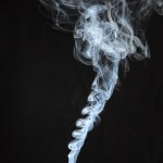 Rauch-Foto Bearbeitung: Ausgangsbild