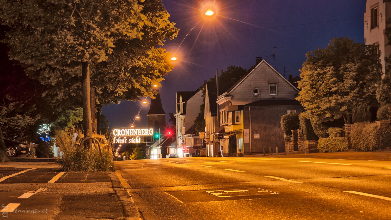 Cronenberg, Hauptstraße