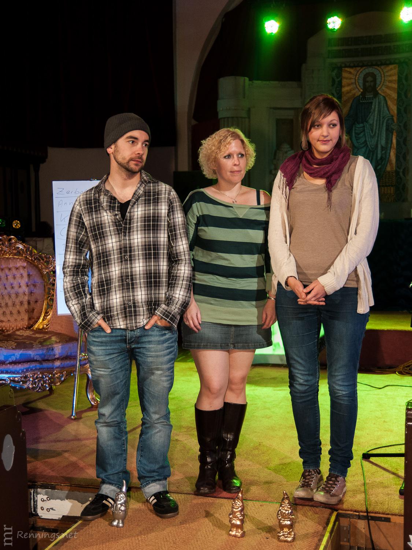 Zerbolesch, Jasmin Sell, Leonie Warnke